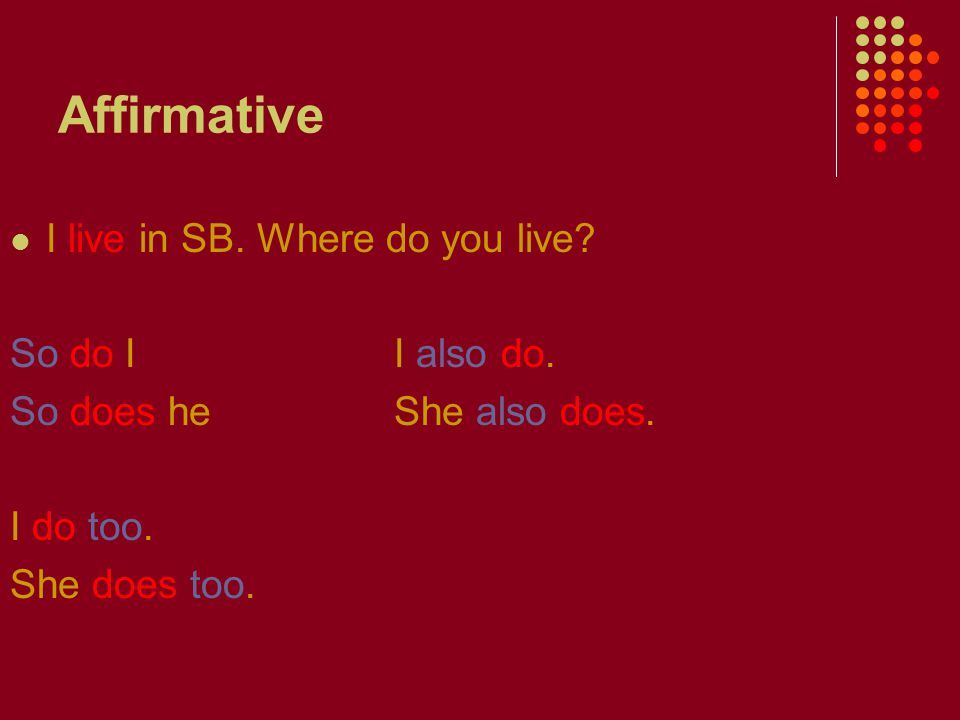 Affirmative I live in SB. Where do you live. So do I I also do.