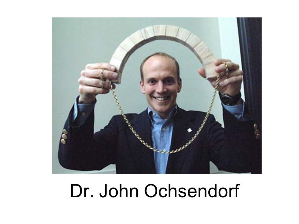 Dr. John Ochsendorf MIT
