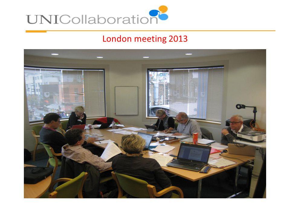 London meeting 2013