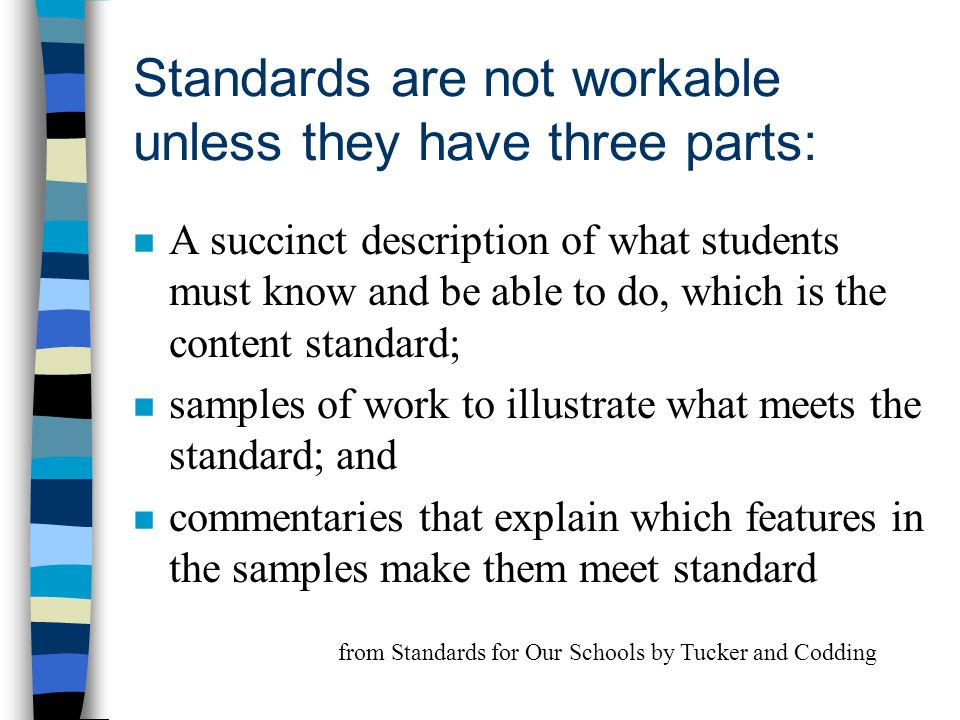 Are our district standards aligned with state standards