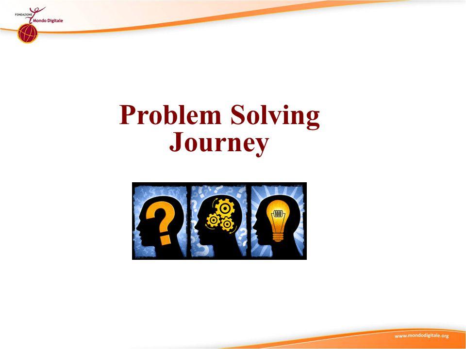 Problem Solving Journey