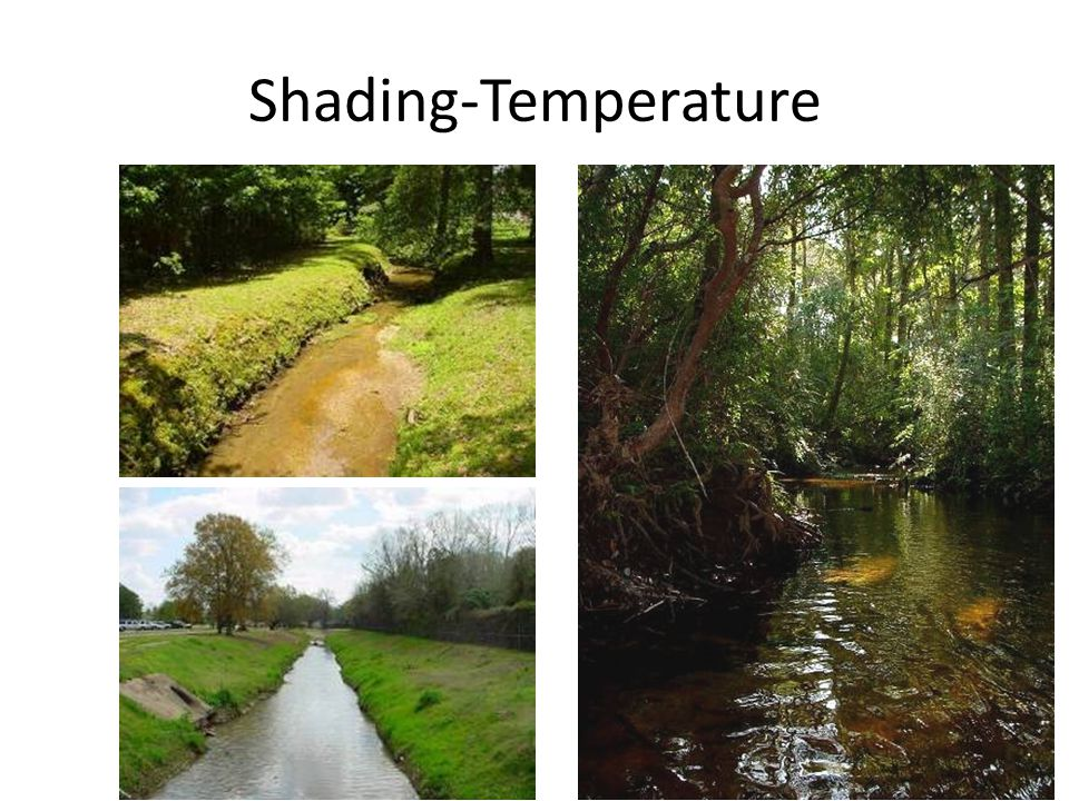 Shading-Temperature