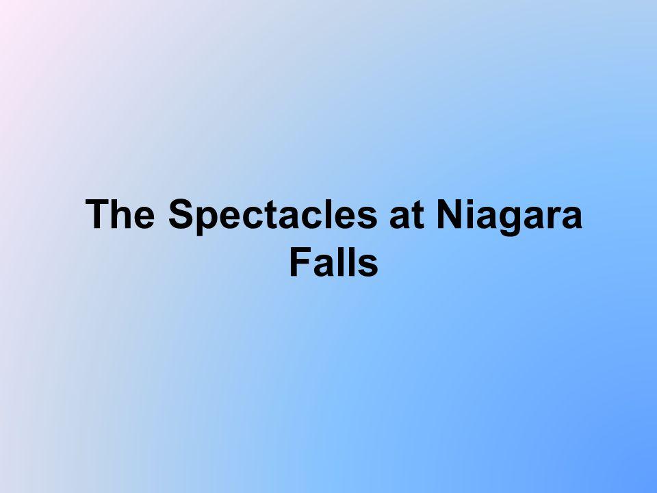 The Spectacles at Niagara Falls