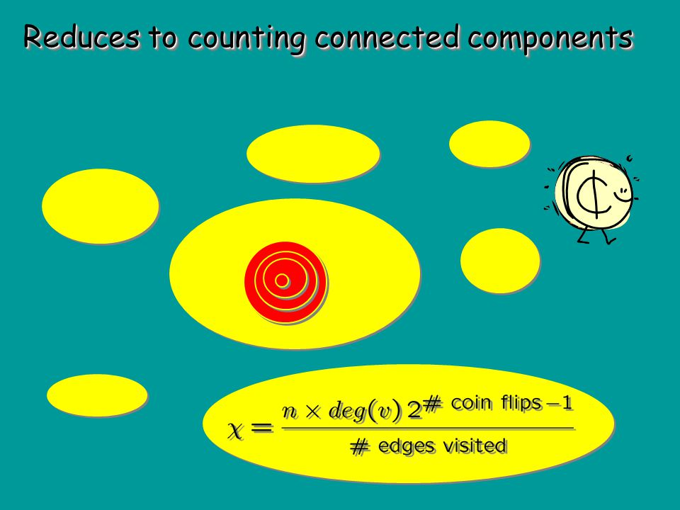 Reduces to counting connected components