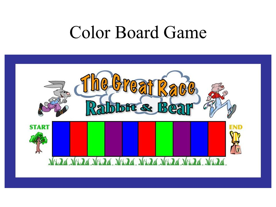 Color Board Game