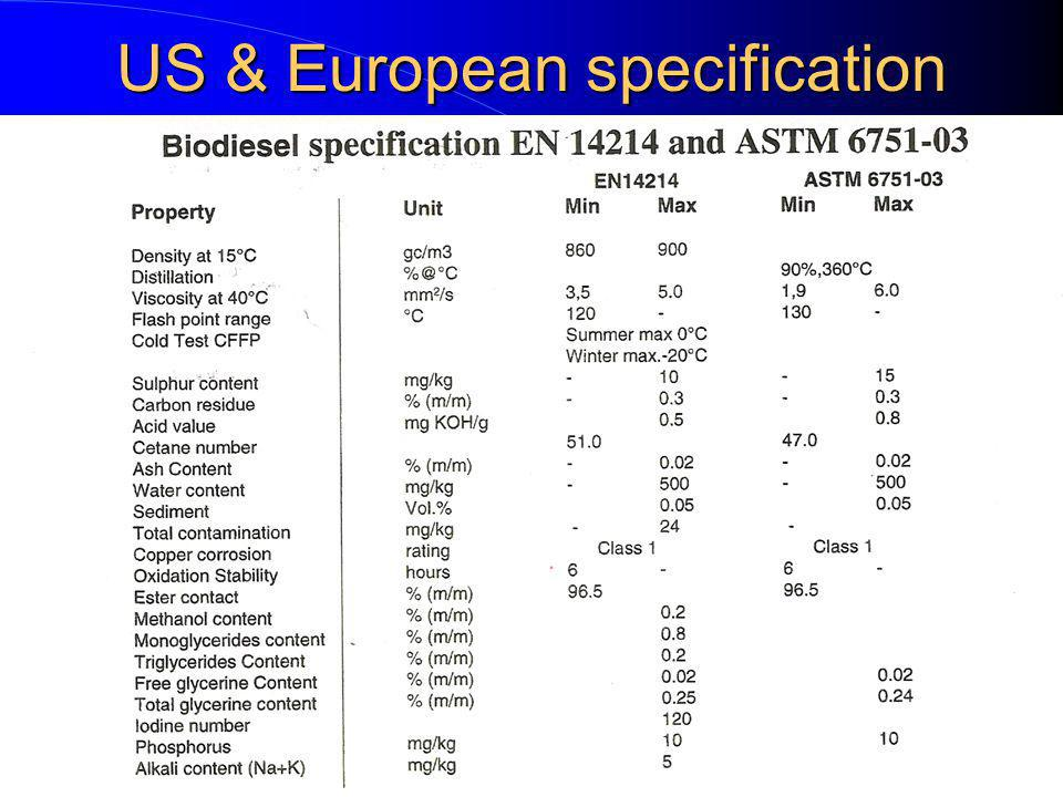 NRRaje Feb 06 US & European specification