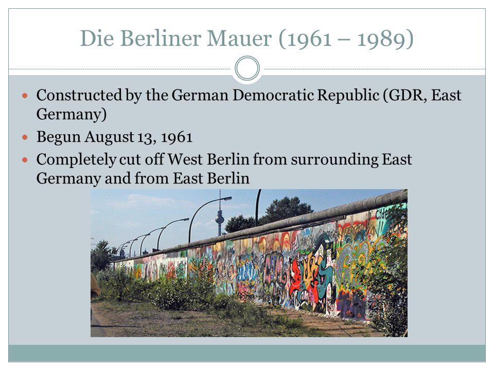 Die Berliner Bezirke