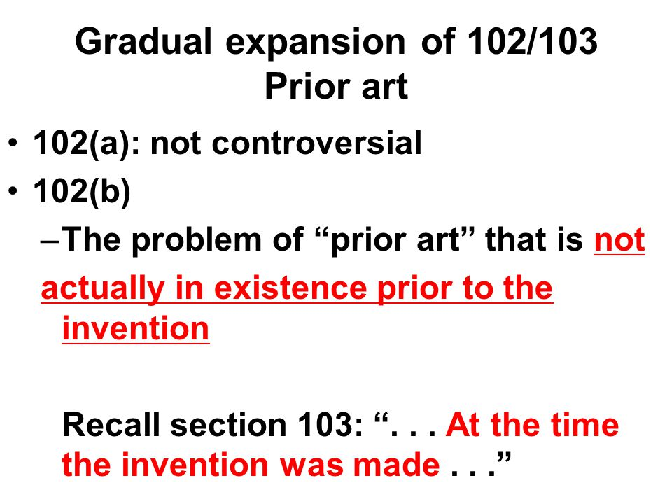 Inventive Entities – Overlap II Inventors A + B Inventors A + B + C