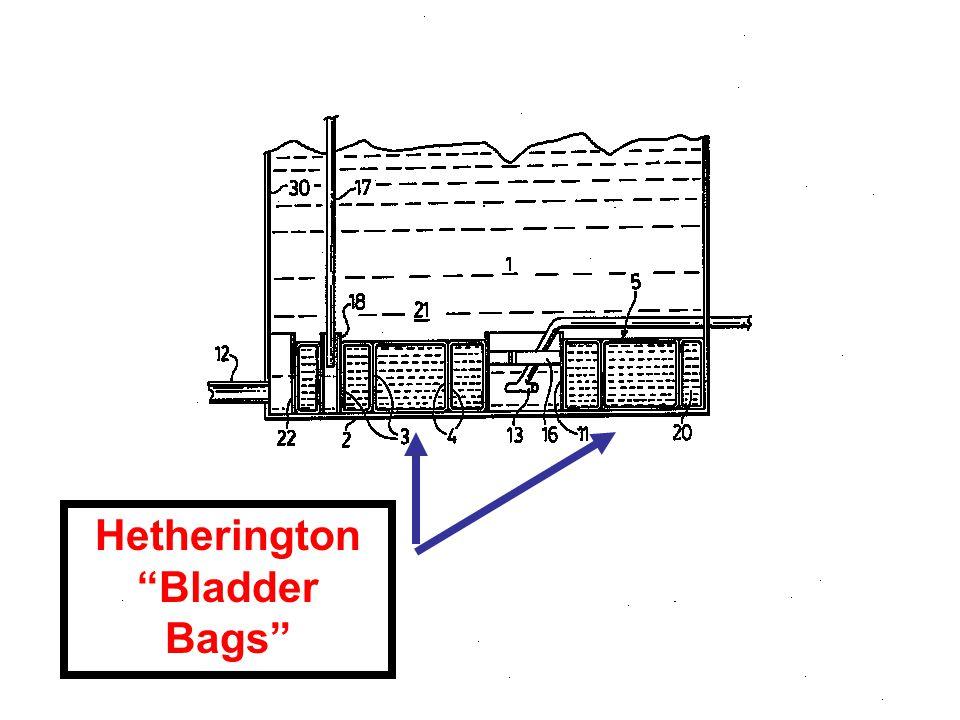 Hetherington Bladder Bags