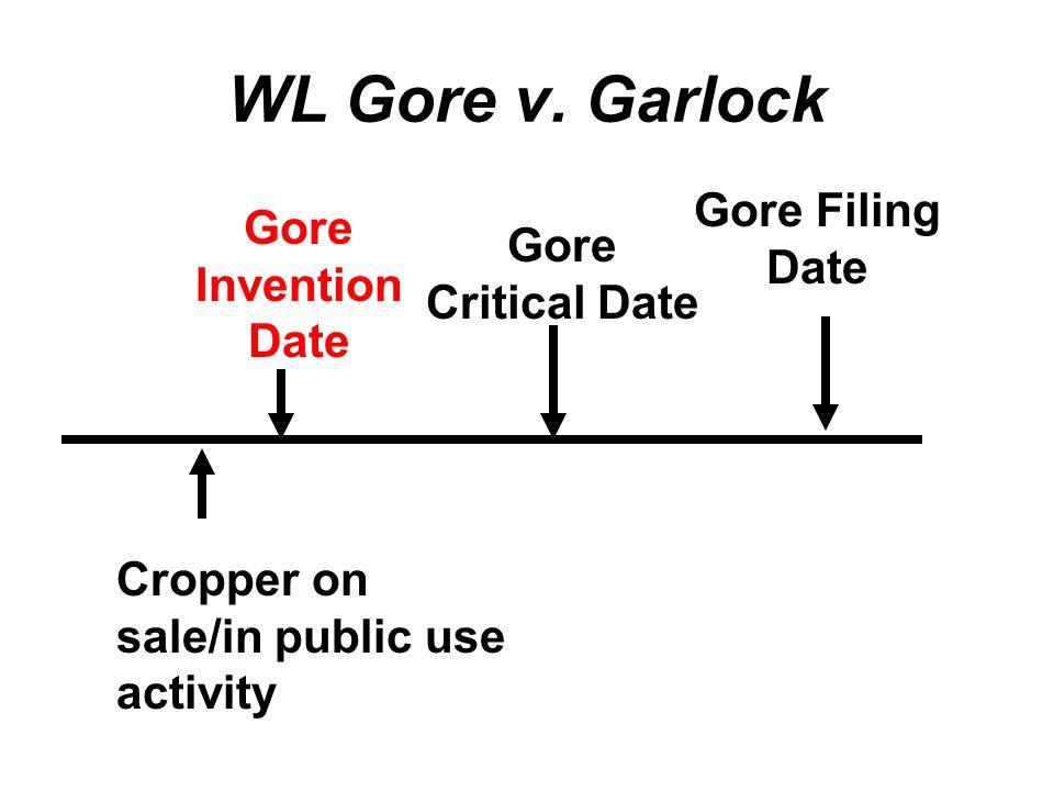 WL Gore v.