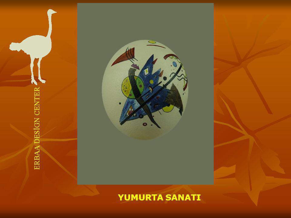 ERBAA DESİGN CENTER YUMURTA SANATI