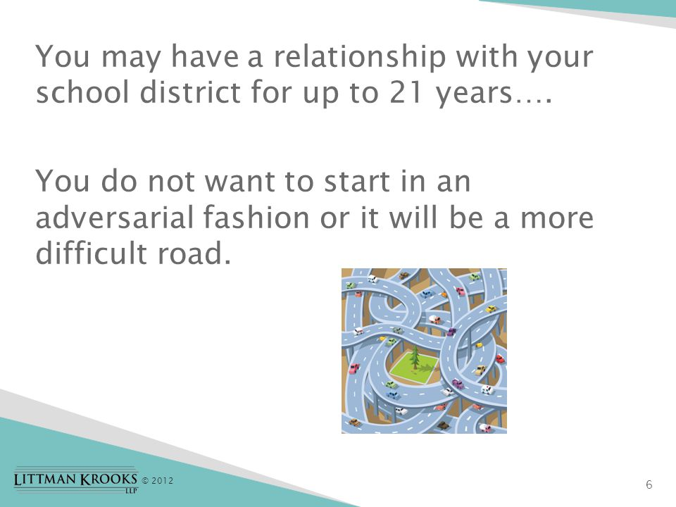© 2012 A Checklist  Are there clear statements about what my child can do right now in various areas.