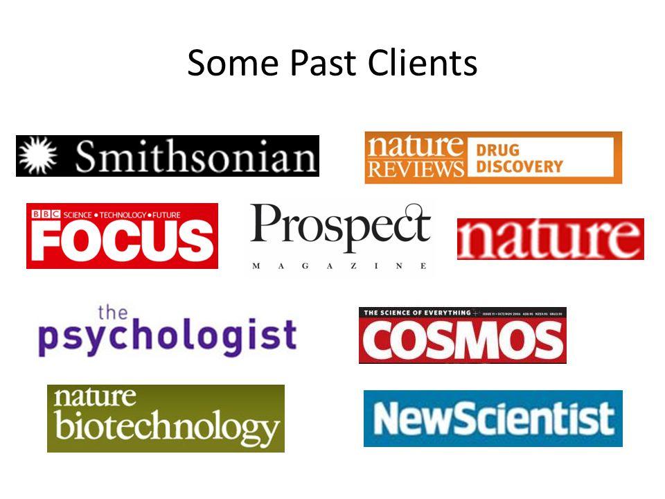 Some Past Clients