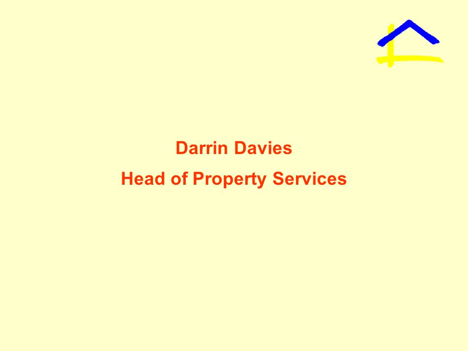Darrin Davies Head of Property Services