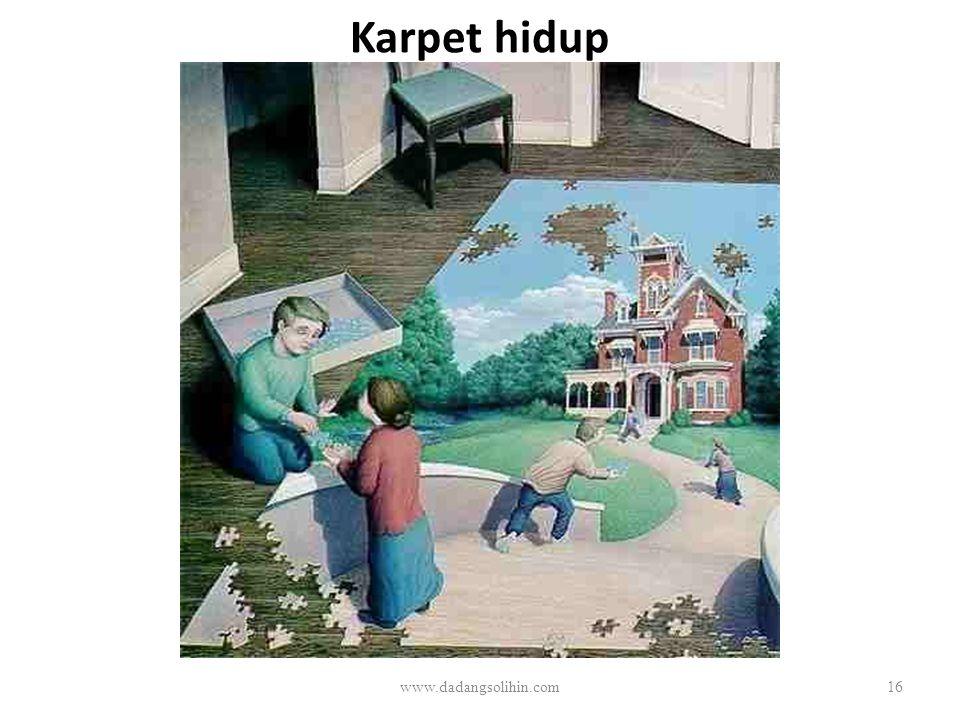 Karpet hidup www.dadangsolihin.com16