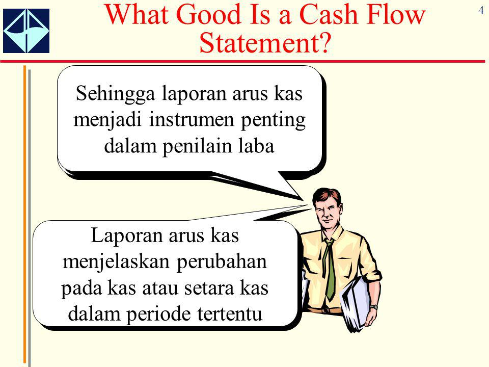 4 What Good Is a Cash Flow Statement.