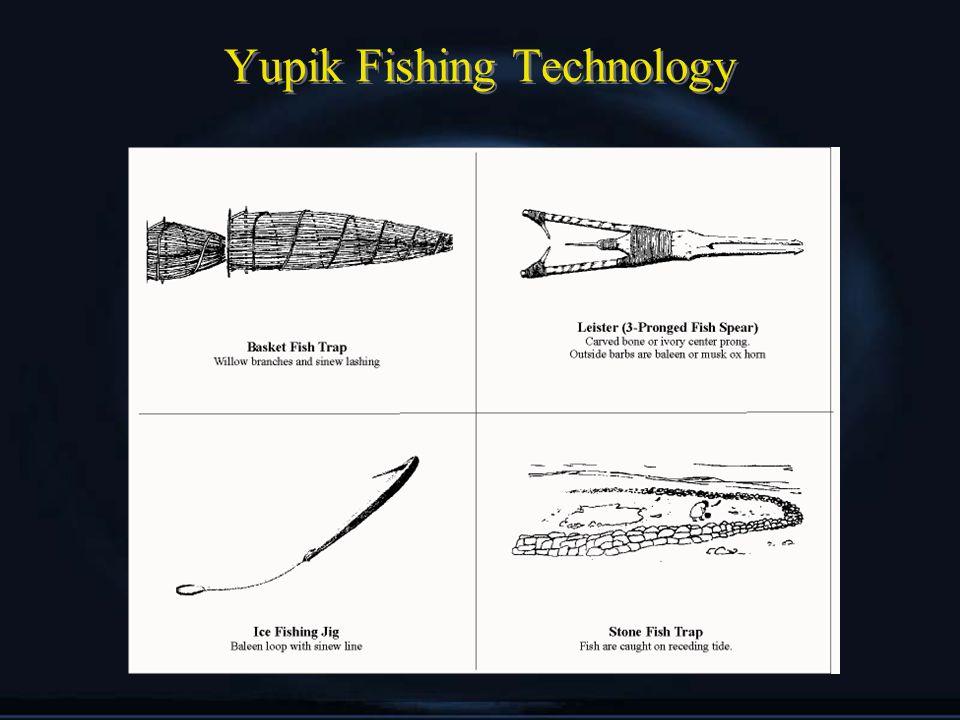 Yupik Fishing Technology