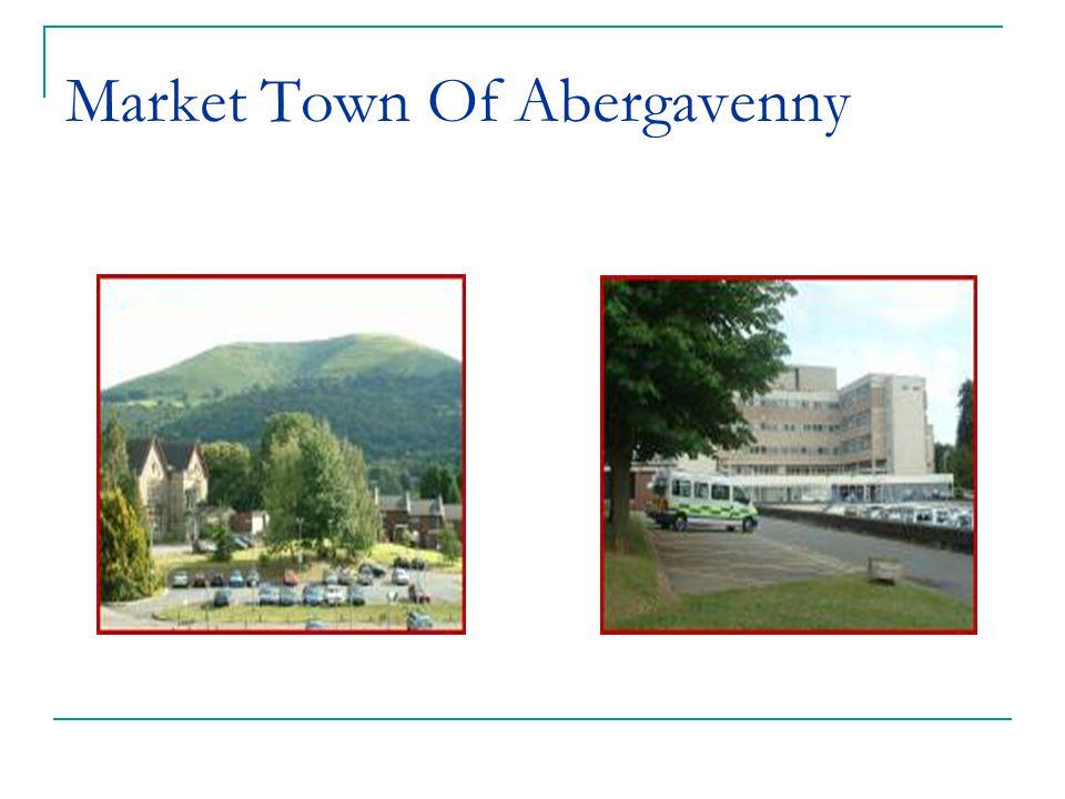 Market Town Of Abergavenny