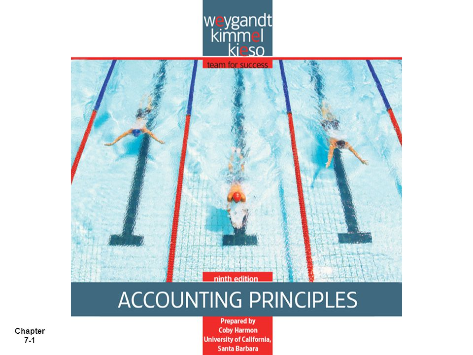 Chapter 7-2 Chapter 7 Accounting Information Systems Accounting Principles, Ninth Edition