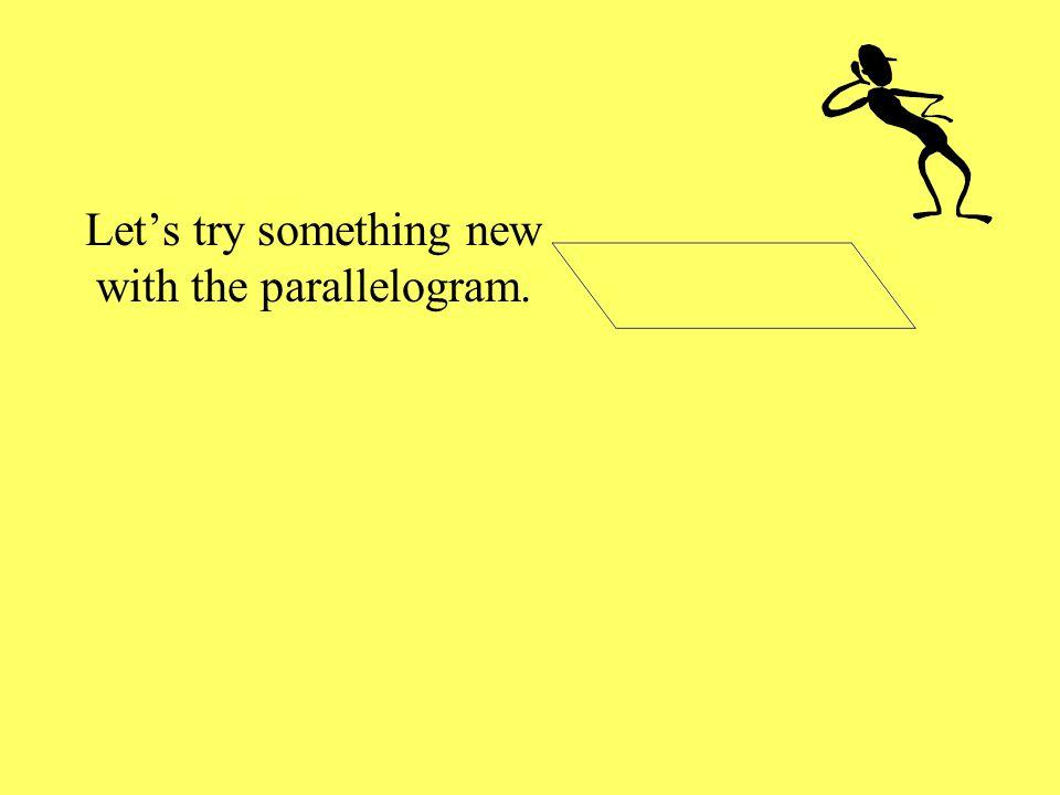 Answers 10.8 cm 2 27 in 2 Parallelogram Rhombus 3 in 9 in 4 cm 2.7 cm
