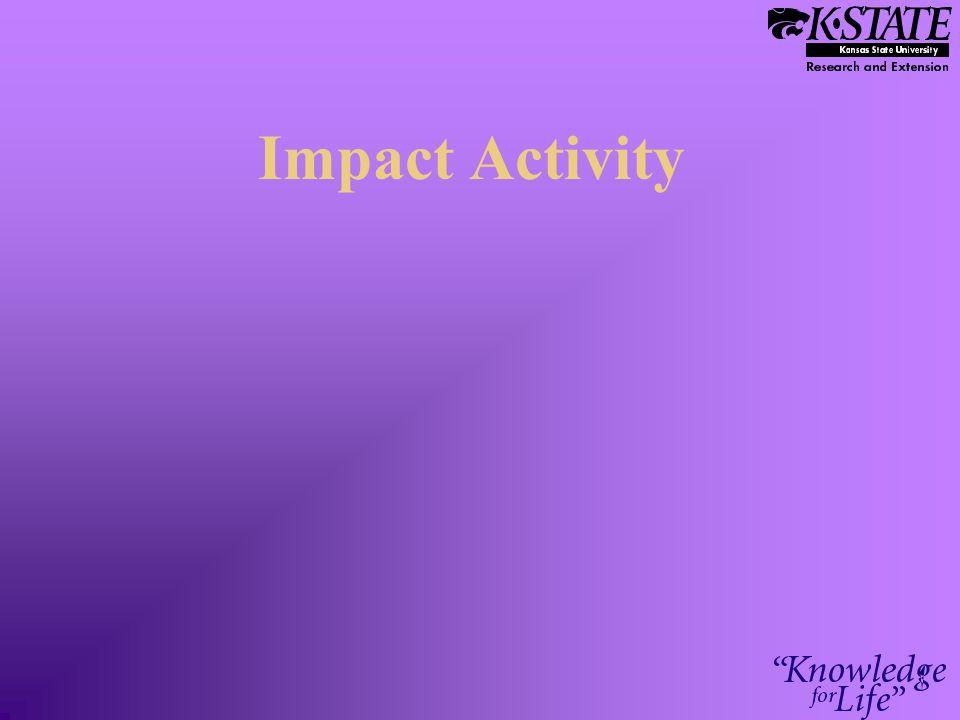 Impact Activity