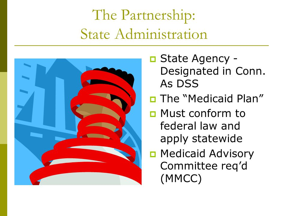 The Partnership: State Administration  State Agency - Designated in Conn.