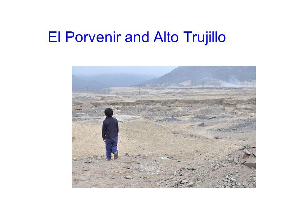 El Porvenir and Alto Trujillo