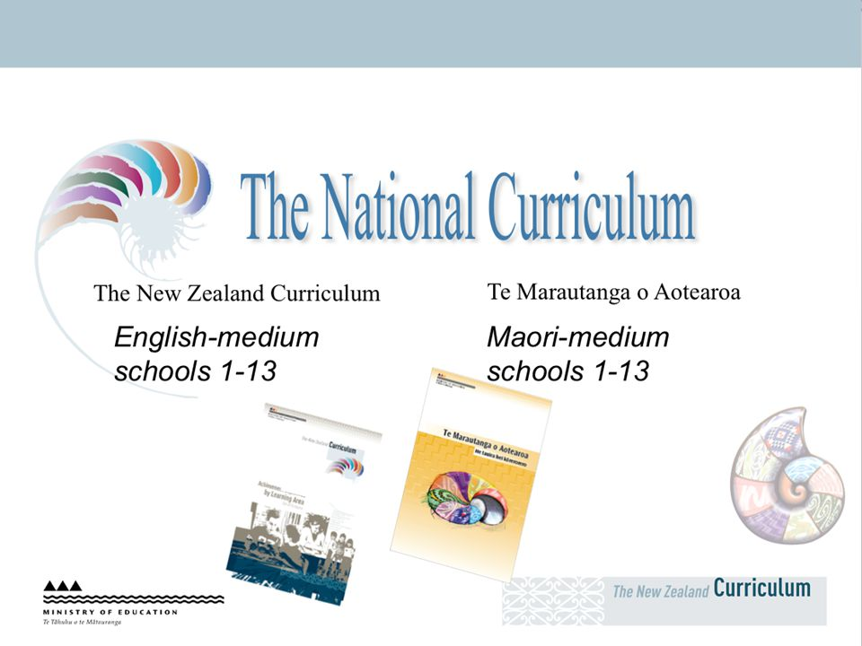 What does The New Zealand Curriculum look like in practice.