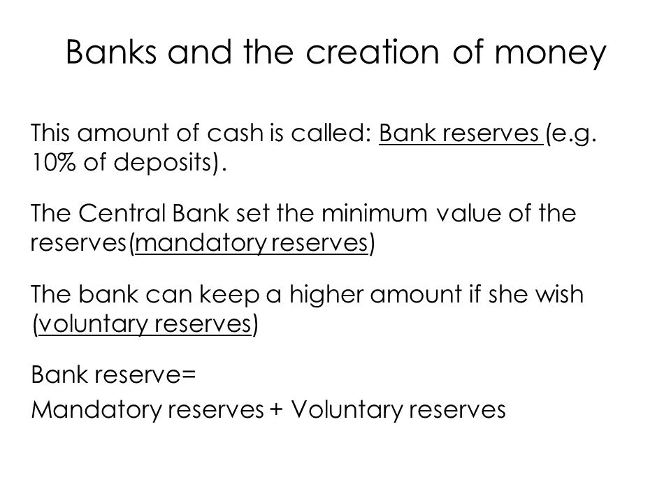 Moreover, it can be shown that 1/[c + r(1-c)]>1 It follows that: Money supply > monetary base 1/[c + r(1-c)] Money multiplier Equilibrium of financial markets