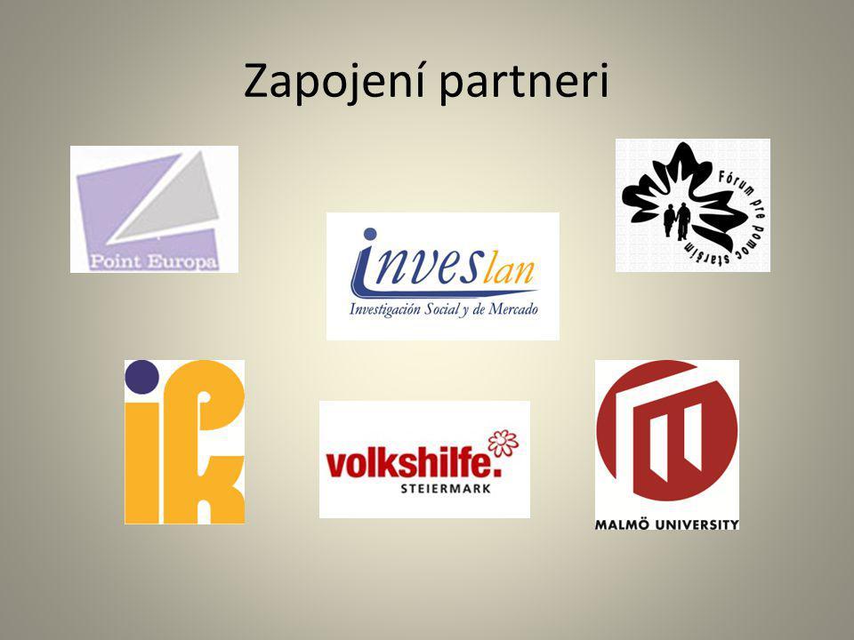 Zapojení partneri