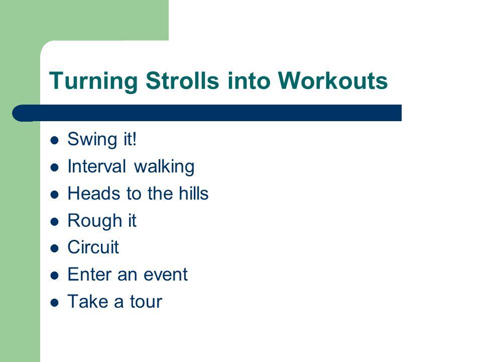Energy Expenditures of Walking and Running Net calories Burned: Running 9:30 1 Mile Walking 19 min 105 Men 52 91 Women 43