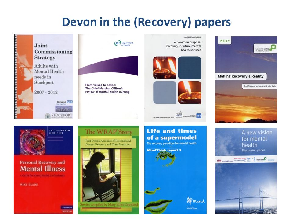 Devon in the (Recovery) papers