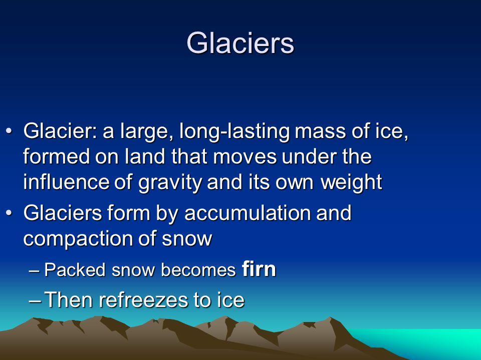 End of Glaciers