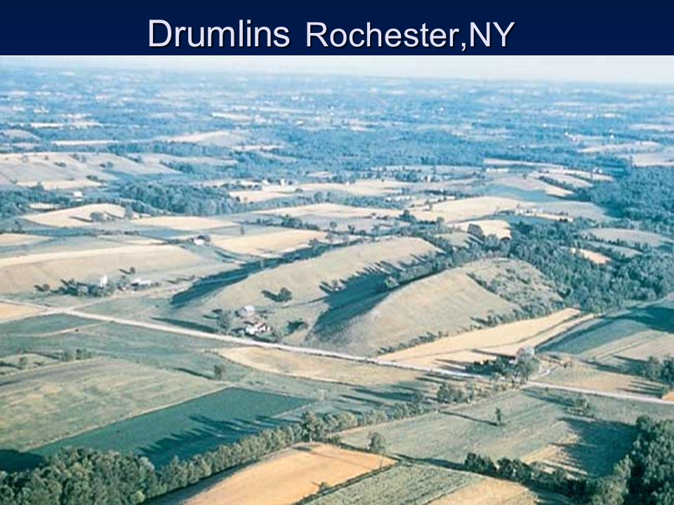 Drumlins Rochester,NY