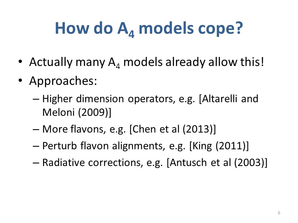 How do A 4 models cope. Actually many A 4 models already allow this.