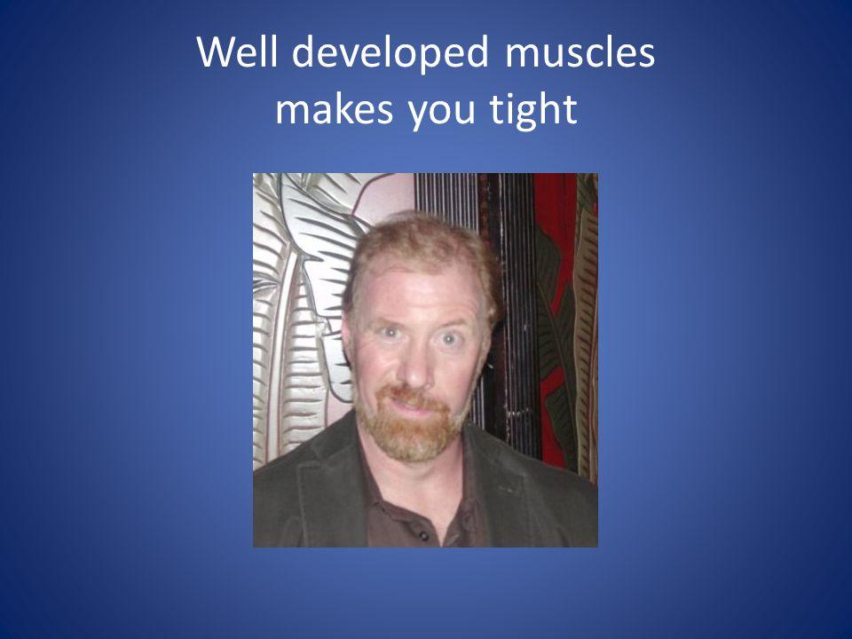 Fat is fat. Muscle is muscle.