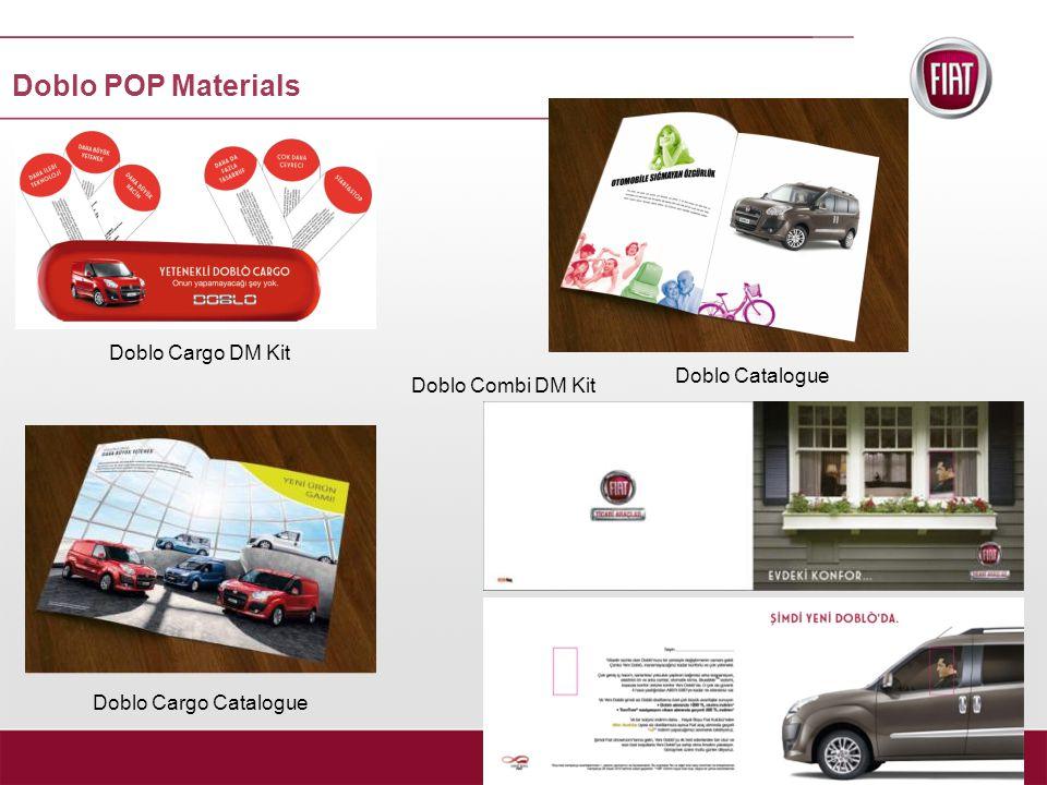 Doblo Cargo DM Kit Doblo Catalogue Doblo Cargo Catalogue Doblo Combi DM Kit