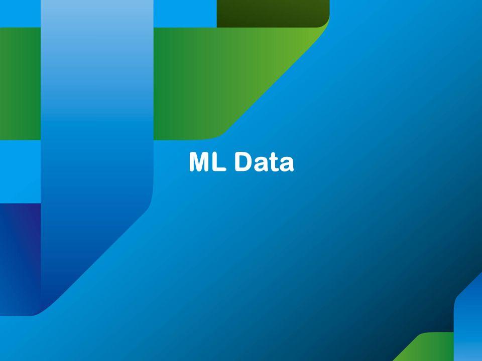 ML Data