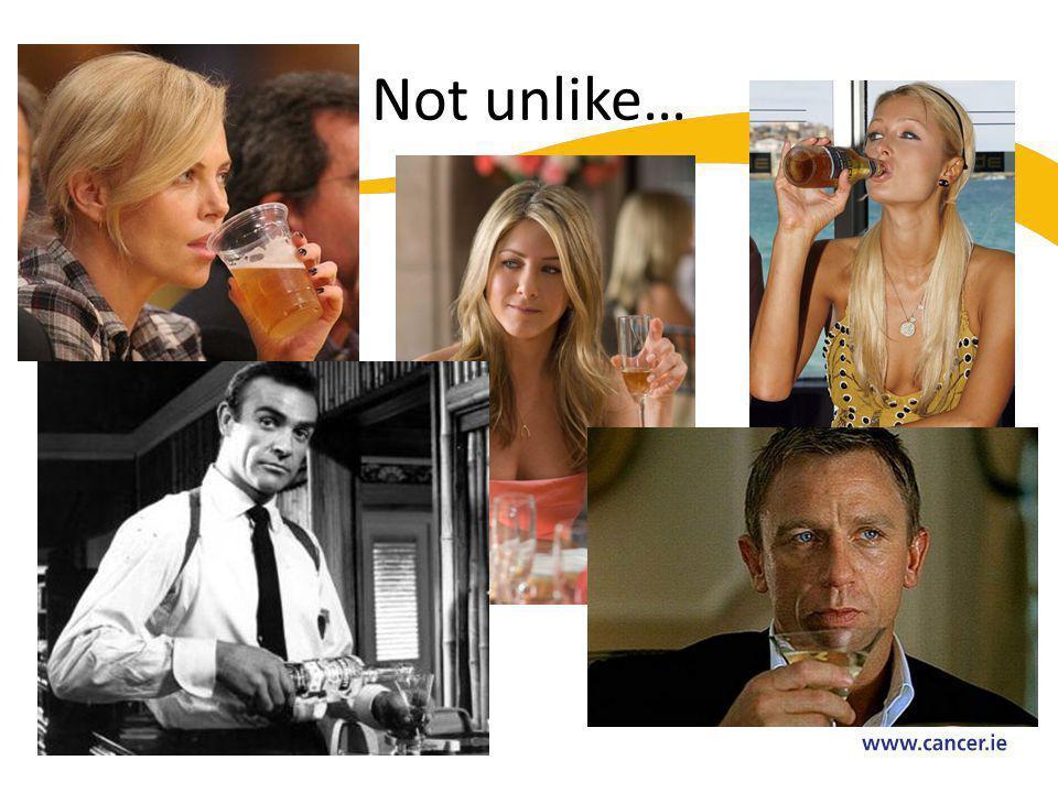 Not unlike…