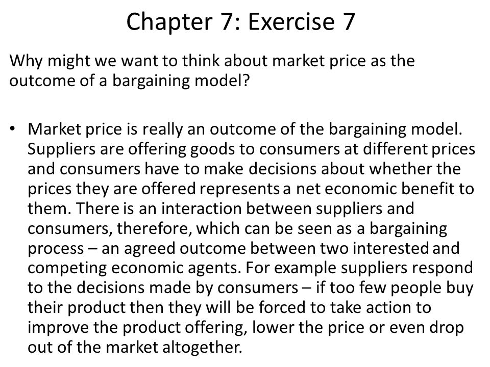 Chapter 9: Exercise 9 Suppose the market is described by:Qs = 2PQd = 300-P d)The deadweight loss of a tax is the area of the triangle between the supply and demand curves.