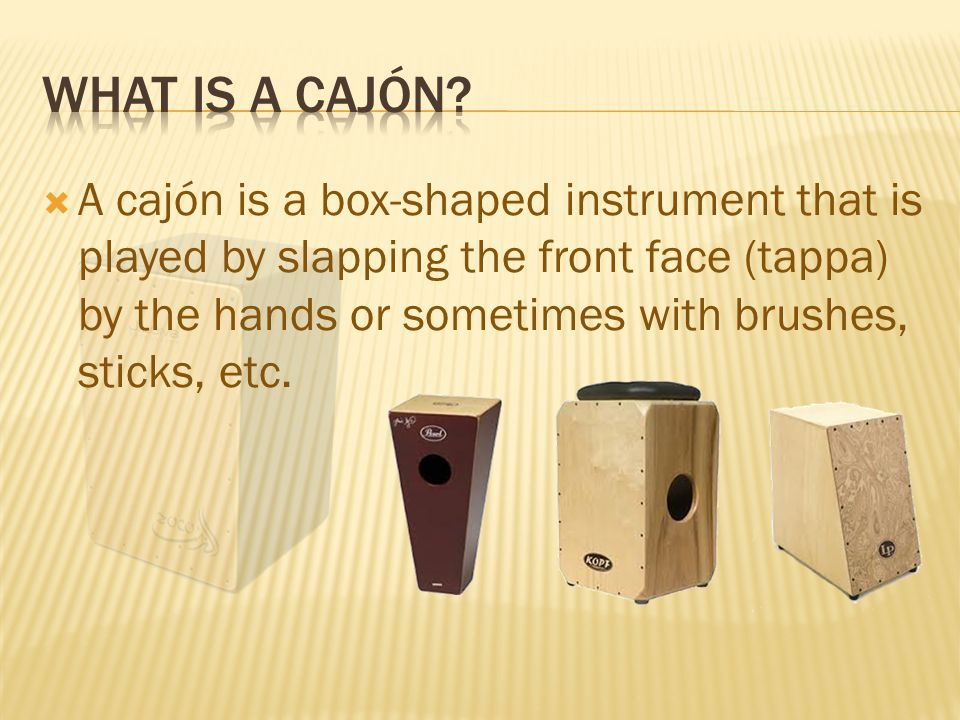 For a cajón, the length of the neck is zero, however we do need to account for the end correction, which will be our total length.
