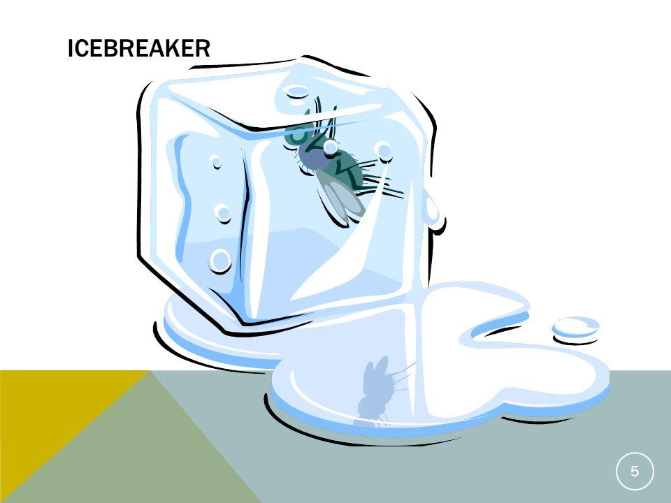 ICEBREAKER 5