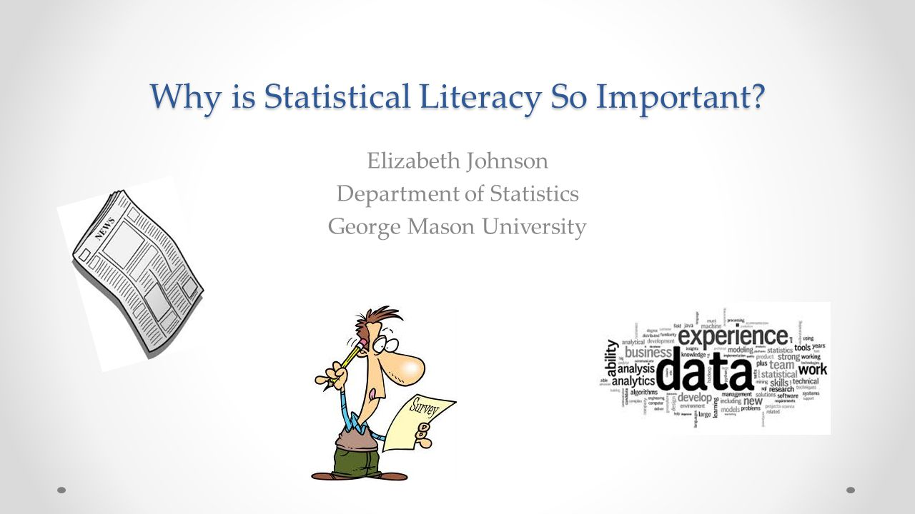 Statistics and Probability: Grades 6 – 8 Overview Grade 6 Develop understanding of statistical variability.