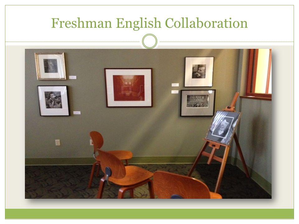 Freshman English Collaboration