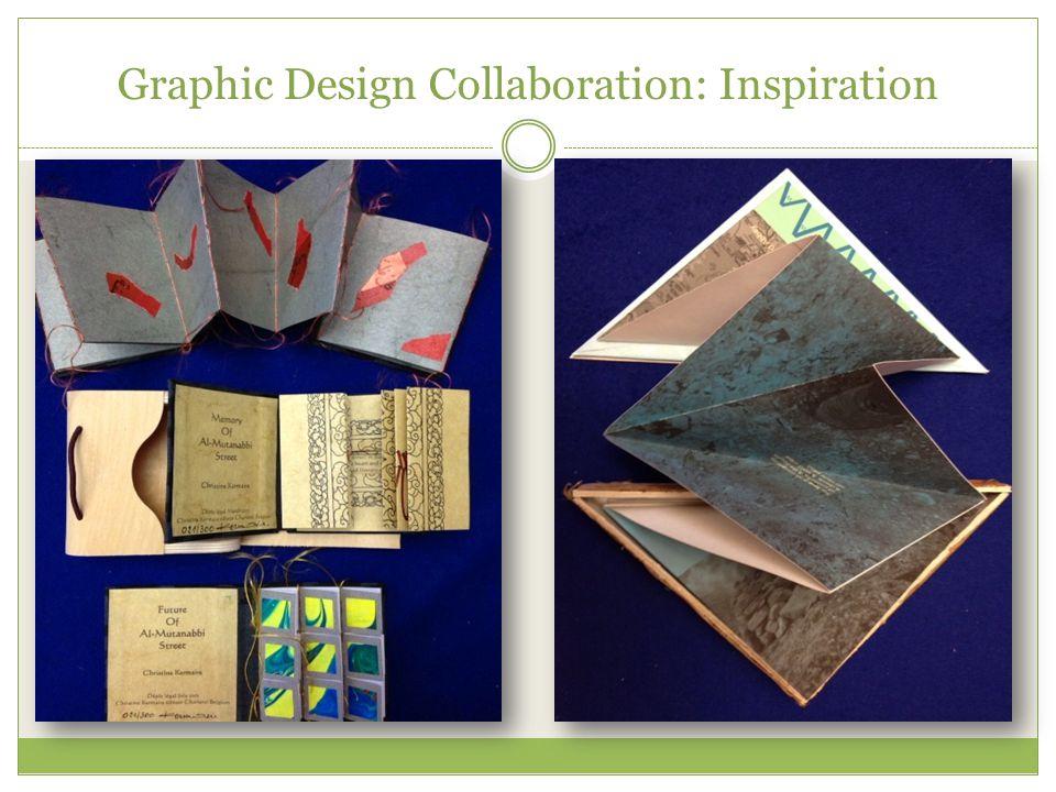 Graphic Design Collaboration: Inspiration