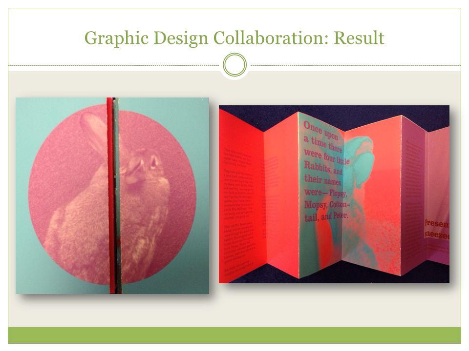 Graphic Design Collaboration: Result