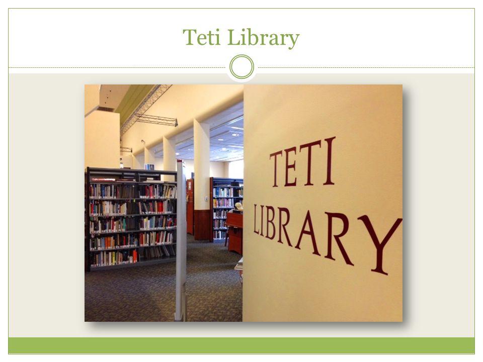 Teti Library