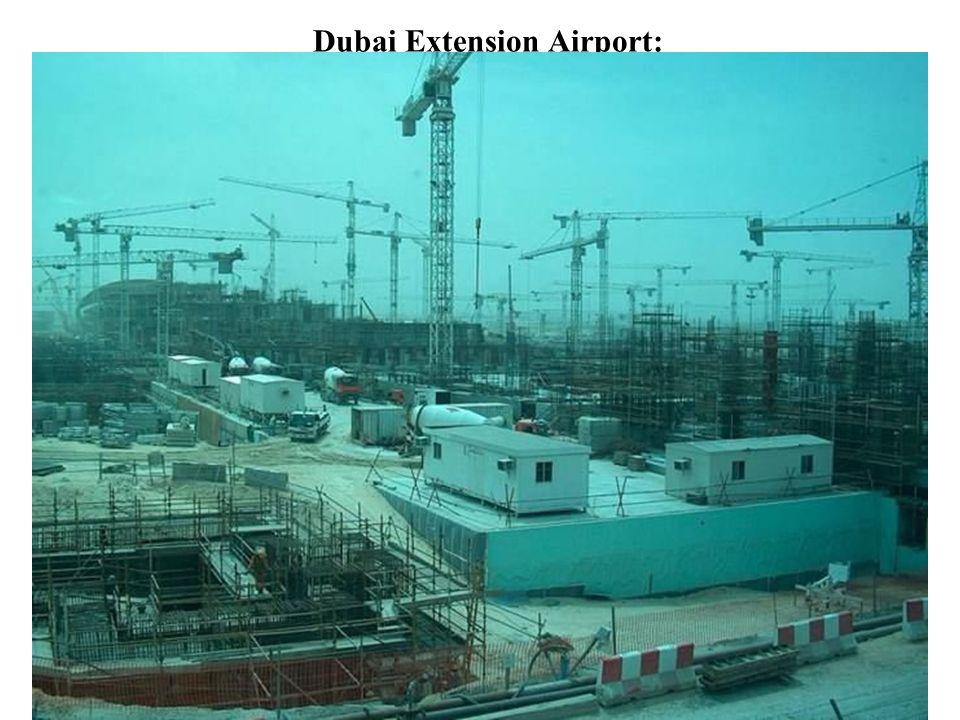 Dubai Extension Airport: