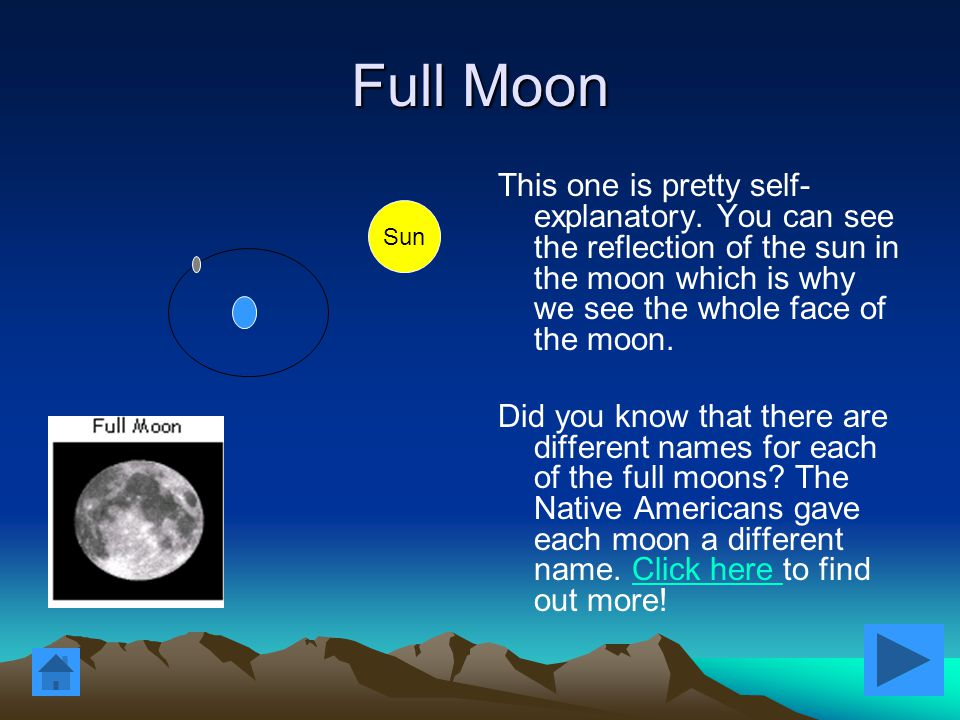 Cool Moon Facts Here are some quick and very cool moon facts for you.