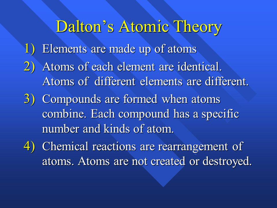 "Early Atomic Theory History n Democritus – ""Atomos"" (has idea of atoms) n John Dalton & His Laws n J.J. Thompson – Discovered electron n Rutherford –"